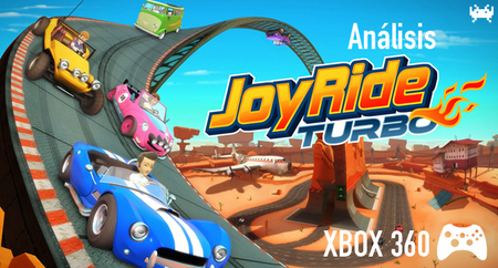 'Joy Ride Turbo': análisis