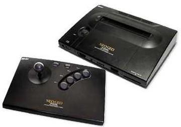 Neo Geo en la Consola Virtual de Wii