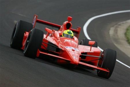 Bruno Junqueira pierde su plaza en la Indy500