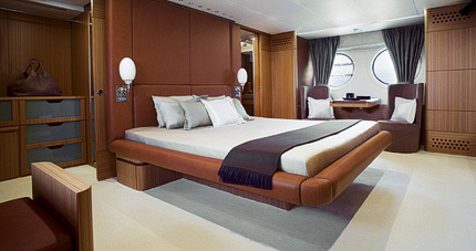 Aicon 85 Fly de Aicon Yachts - Interior