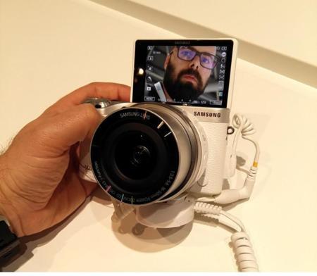 Samsung NX500, primeras impresiones