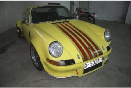 Dolorpasión™ extra de lunes: el Porsche 911 'truñeado' por Jordi Pujol Ferrusola