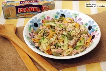 Las mejores ensaladas de pasta de Ensaladíssimas Isabel