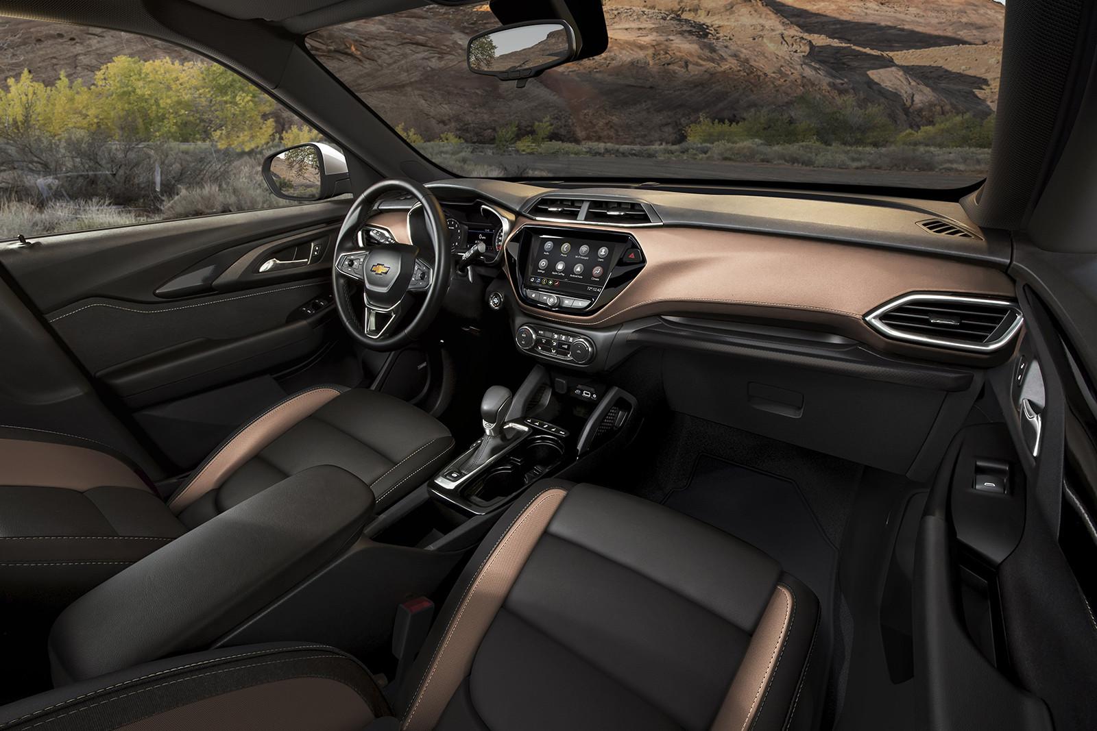 Foto de Chevrolet Trailblazer 2021 (23/26)