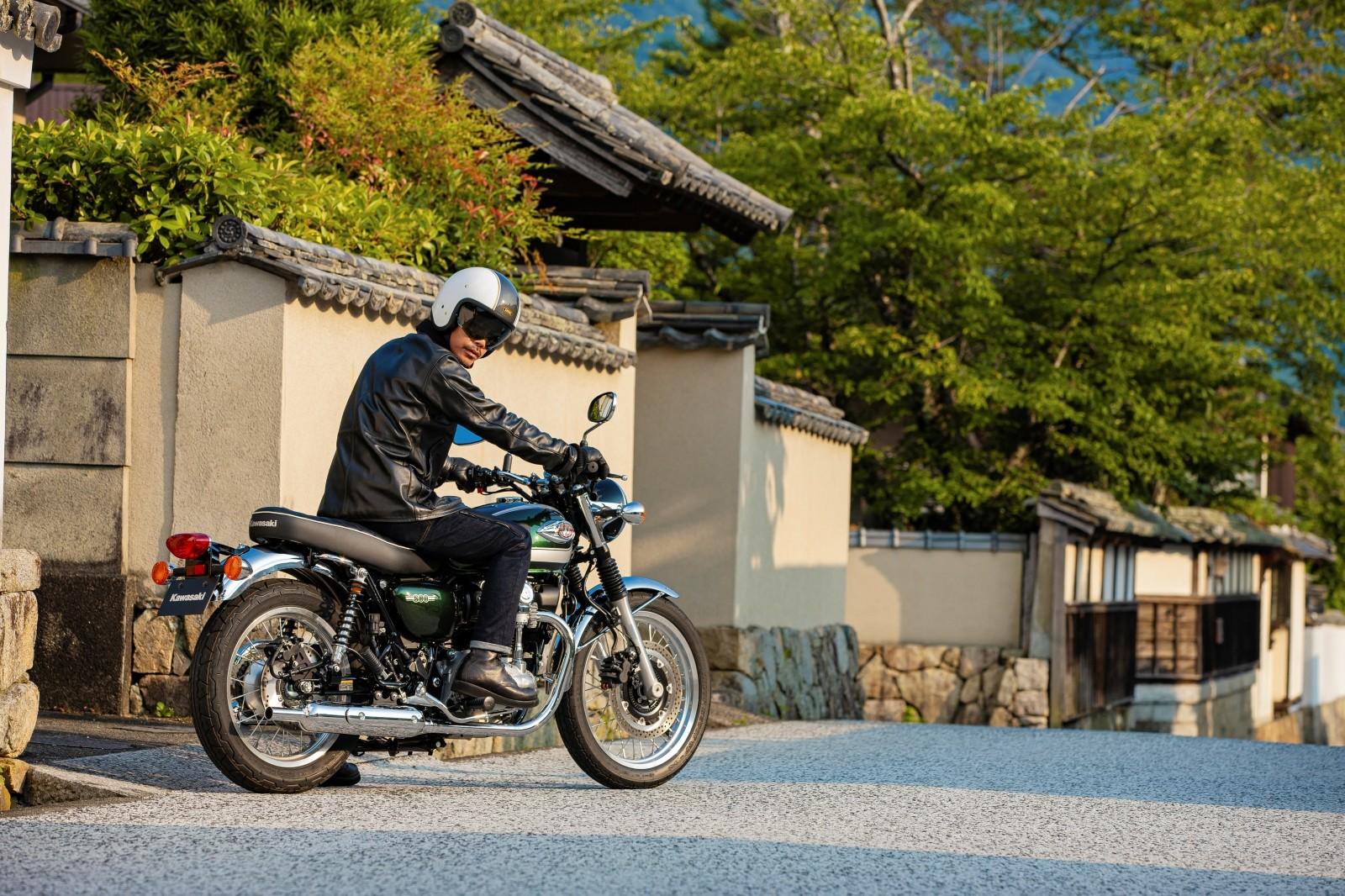 Foto de Kawasaki W800 2020 (19/48)