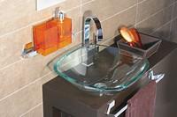 LaVì, accesorios de baño inspirados en el origami