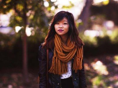 Moda en la calle: las cazadoras de cuero del otoño
