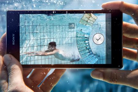 Sony Xperia Z1, sumergible y muy atractivo