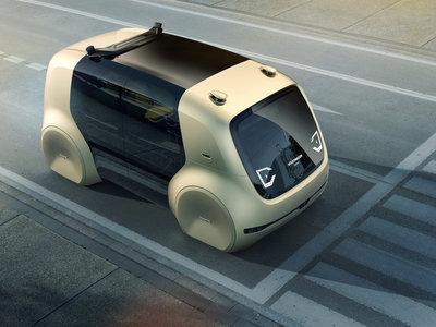 Sedric, el primer vehículo autónomo de nivel 5 de Volkswagen (al que no podemos llamar coche)