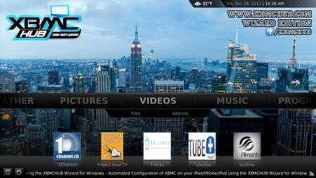 XBMC quiere convertirse en el futuro de la TV por Internet
