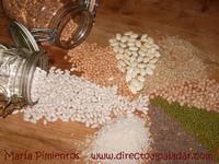 Legumbres y cereales