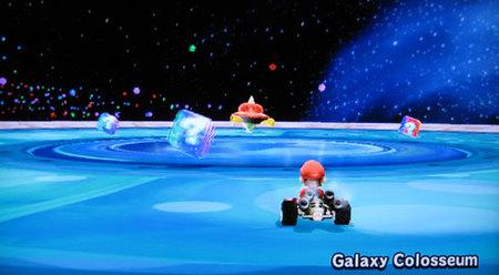 Un circuito nuevo para 'Mario Kart Wii'
