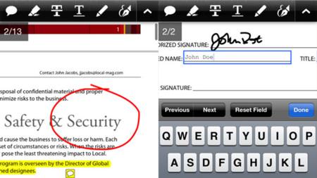 La aplicación móvil de Adobe Reader es mucho más práctica gracias a su última actualización