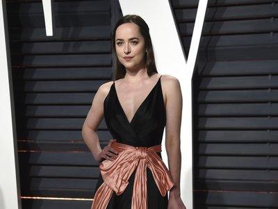 Dakota Johnson: todos sus looks de alfombra roja con 50 Sombras de Grey
