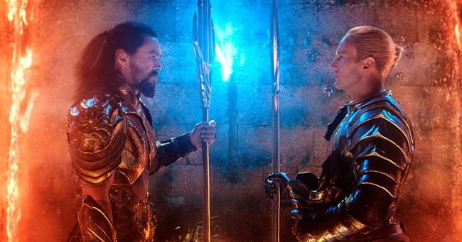 'Aquaman' es mucho más que un divertimento enloquecido: es la mejor película del Universo DC hasta la fecha