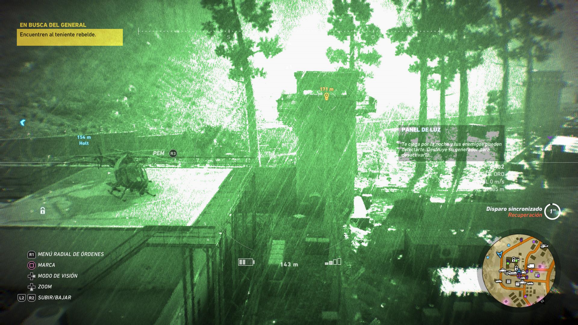 Foto de Tom Clancy's Ghost Recon Wildlands, análisis (17/20)