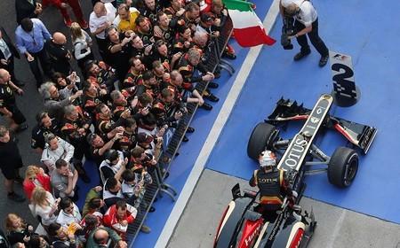 Kimi Räikkönen es de los pocos a favor de los compuestos de Pirelli