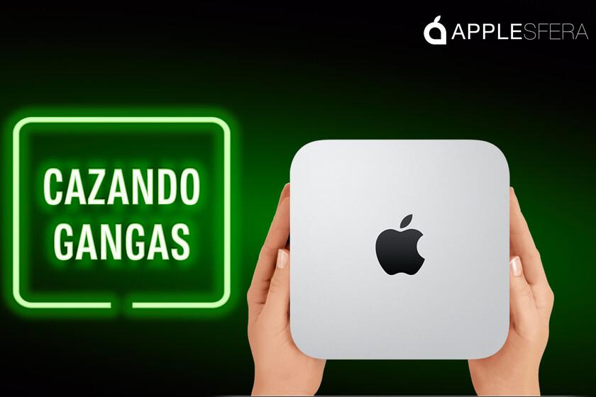 El iPhone SE de 256 GB 100 euros más barato, ordenadores Mac M1 a su mínimo histórico y más: Cazando Gangas