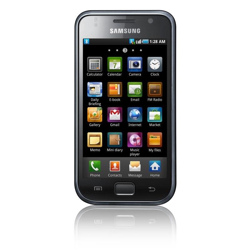 Samsung Galaxy S en imágenes