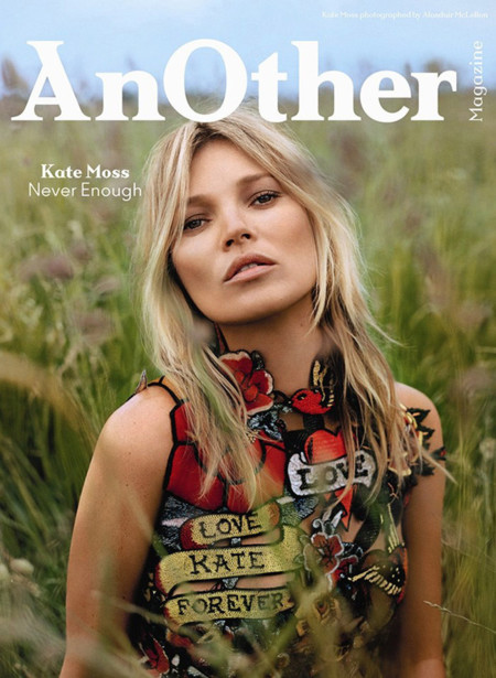 kate moss another magazine