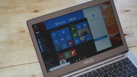 ASUS Zenbook con windows