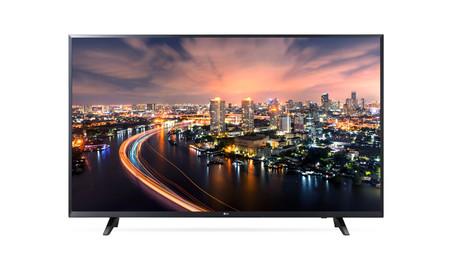 Smart TV de 43 pulgadas LG 43UJ620V, con resolución 4K, por sólo 337,50 euros y envío gratis