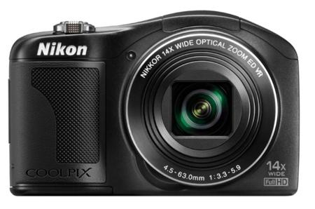 Nikon CoolPix L610, nueva compacta con buen zoom