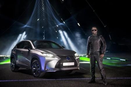 Video: Muévete al ritmo de Will.i.am y Lexus NX