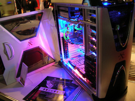 Caja Thermaltake modding