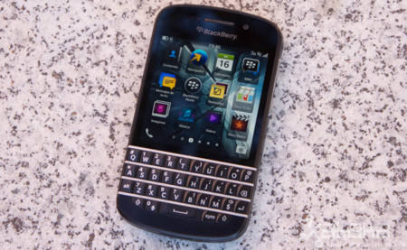 Las ventas de BlackBerry Q10 están por debajo de lo esperado, según los analistas