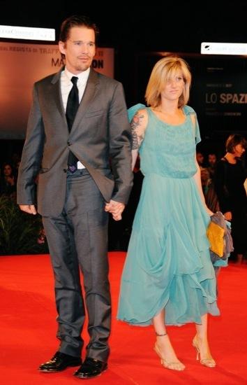 Foto de George Clooney, Ewan McGregor, Matt Demon y más nombres en el Festival de Venecia 2009 (12/35)