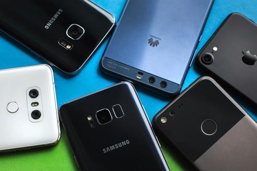 ¡Sin límite de precio! Estos son los mejores smartphones que puedes comprar en México (Edición 2017)