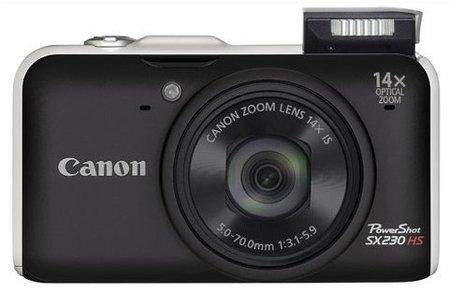 Canon PowerShot SX230 HS y SX220 HS, dos nuevas compactas avanzadas