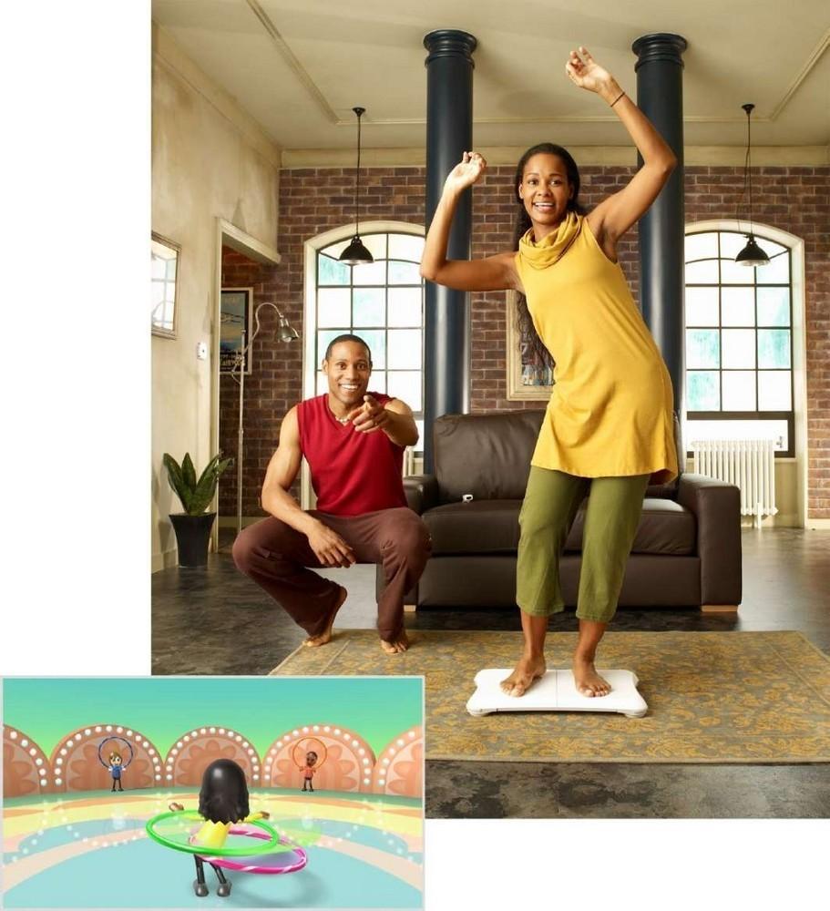 Wii Fit y Wii Balance Board