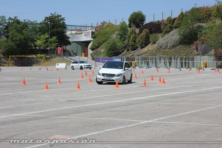 Circuito de velocidad y trazado de curvas