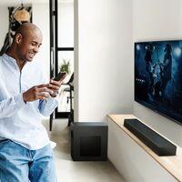 Panasonic anuncia las barras de sonido SC-HTB490 y SC-HTB100 y la cadena musical SC-PMX802 actualizada con lo último en streaming