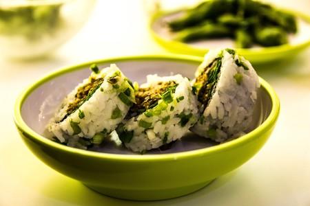 Sushi Eat Japanese Asia 47546