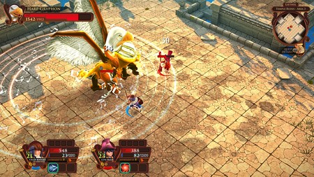 Anunciado AereA, un RPG de fantasía con una temática basada en la música