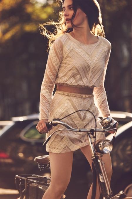 Las chicas guapas (y listas) van en bici: Nuevo Lookbook de Free People