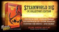 La edición física del SteamWorld Dig de PC es un tesoro ideal para coleccionistas