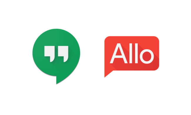 Hangouts Allo