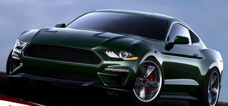 Steeda Mustang Bullit Steve McQueen Edition, una edición especial, aún más especial