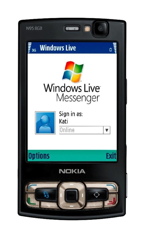 Foto de Nokia N95 de 8 GB (7/8)