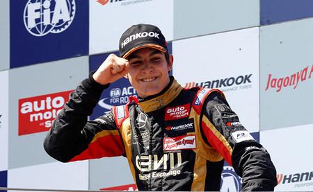 Esteban Ocon frena el avance de Max Verstappen y recupera el control