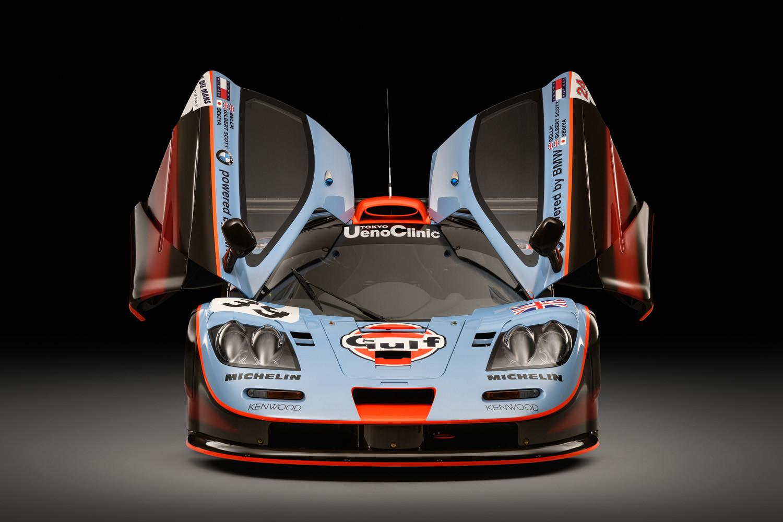 """Foto de McLaren F1 GTR """"25R"""" (8/12)"""