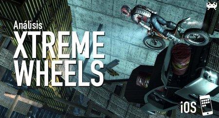 'Xtreme Wheels' para iOS. Análisis