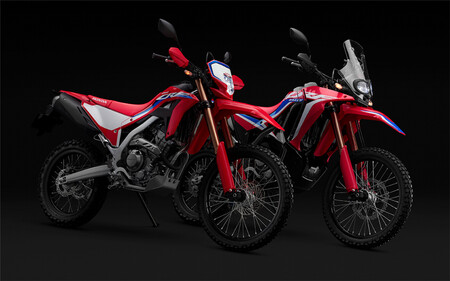 Honda CRF250L y CRF250 Rally: las trail de aires dakarianos se pasan a Euro5 y ganan una suspensión de mayor recorrido