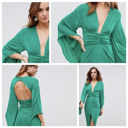 El vestido de invitada que lleva Rocío Osorno puede ser tuyo por 31,99 euros y envío gratis
