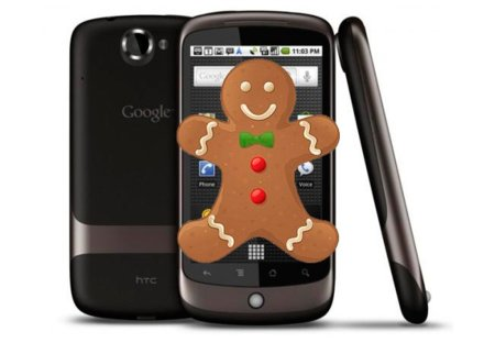 Google lanza la actualización manual de Gingerbread para los Nexus One