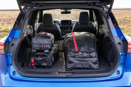 Nuevo Nissan Qashqai maletero